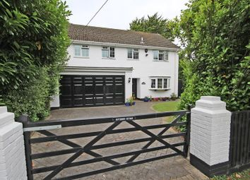 Thumbnail 3 bed detached house for sale in Royston Place, Barton On Sea, New Milton