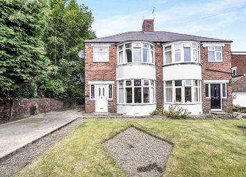 Thumbnail 3 bedroom semi-detached house for sale in Hesley Lane, Thorpe Hesley, Rotherham