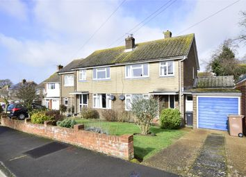Thumbnail 3 bedroom semi-detached house to rent in Ghyllside Avenue, Hastings, East Sussex