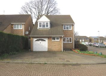 4 bed detached house for sale in Standen Close, Rainham, Gillingham ME8