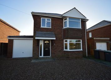 Thumbnail 3 bed detached house to rent in Malton Road, North Hykeham, Lincoln