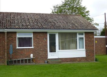 Thumbnail 2 bedroom mobile/park home for sale in Paston Road, Mundesley, Norwich