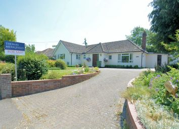 Thumbnail 3 bed detached bungalow for sale in Main Street, West Hagbourne, Didcot