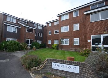 Thumbnail 2 bed flat to rent in Claydon Court, Caversham, Reading