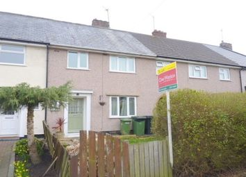 Thumbnail 3 bed terraced house to rent in Mayer Avenue, Bebington, Wirral