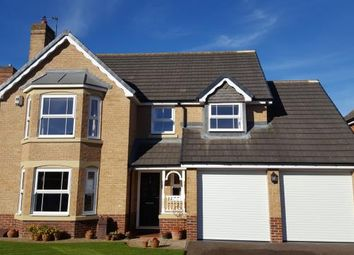 Thumbnail 4 bedroom detached house for sale in Woodlands Walk, Stokesley, Middlesbrough, Cleveland