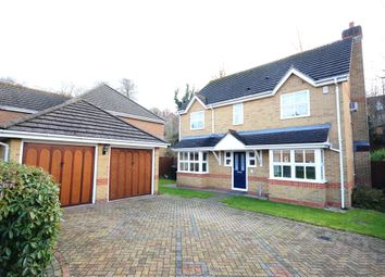 Thumbnail 4 bedroom detached house for sale in Cwmcarn, Emmer Green, Reading