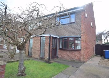 Thumbnail 2 bed semi-detached house to rent in Cookham Close, Mickleover, Derby, Derbyshire