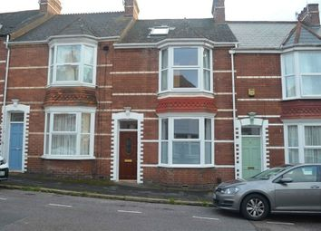 Thumbnail 4 bed terraced house to rent in Rosebery Road, Exeter