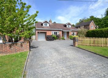 Thumbnail 3 bed detached house for sale in Chapel Lane, Hermitage, Berkshire