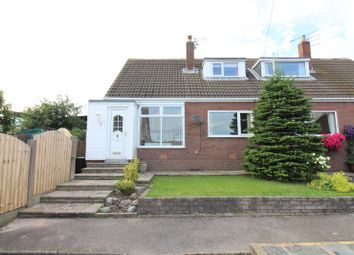 Thumbnail 3 bedroom semi-detached house for sale in Eddleston Close, Staining