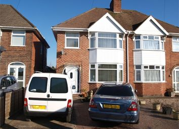 Thumbnail 3 bed semi-detached house for sale in Stanton Road, Burton-On-Trent, Staffordshire