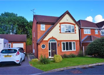 Thumbnail 3 bed detached house for sale in Hornbeam Avenue, Buckley