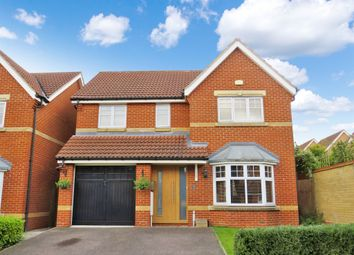 Thumbnail 4 bed detached house for sale in Regent Drive, Billericay
