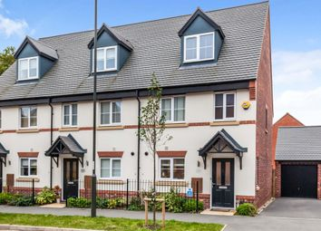 Thumbnail 3 bed terraced house for sale in Alton Way, Littleover, Derby