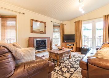 Thumbnail 2 bedroom mobile/park home for sale in Hill View, Tunstall, Richmond