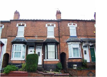 Thumbnail 2 bed terraced house to rent in Ashley Road, Erdington, Birmingham