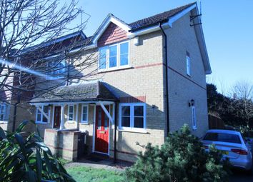 Thumbnail 2 bed end terrace house to rent in Richards Close, Ash Vale