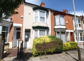 Thumbnail 4 bed terraced house to rent in Barclay Street, West End, Leicester