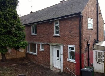 Thumbnail 3 bed property to rent in Barberwood Road, Rotherham