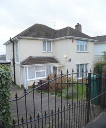 Thumbnail 3 bed detached house for sale in High Cross Drive, Rogerstone, Newport