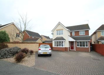 Thumbnail 4 bedroom detached house for sale in St Agnes Way, Kesgrave, Ipswich, Suffolk