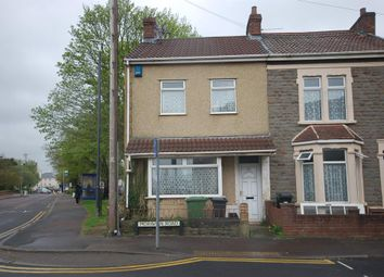 Thumbnail 3 bed end terrace house for sale in Moravian Road, Kingswood, Bristol