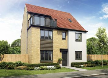 "Thumbnail 5 bed detached house for sale in ""The Glamis"" at Exeter Road, Wallsend"