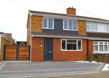 3 bed semi-detached house for sale in The Glebe, Stubbington, Hampshire PO14