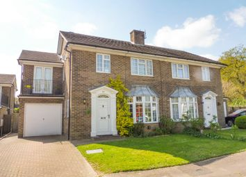 Thumbnail 4 bed semi-detached house for sale in Blunts Wood Road, Haywards Heath