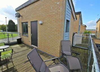 Thumbnail 3 bed town house to rent in Selkirk Drive, Oakridge Park, Milton Keynes