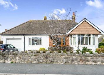 Thumbnail 3 bedroom bungalow for sale in Trafford Park, Penrhyn Bay, Llandudno, Conwy