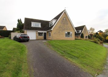 Thumbnail 4 bed detached house for sale in St. Helens Road, Lea, Gainsborough