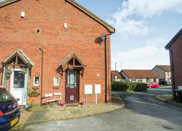 Thumbnail 1 bedroom town house for sale in Birling Close, Nottingham