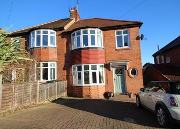 Thumbnail 3 bedroom semi-detached house to rent in Dene Crescent, South Gosforth, Newcastle Upon Tyne
