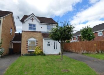 Thumbnail 3 bed link-detached house to rent in Highclere Road, Quedgeley, Gloucester