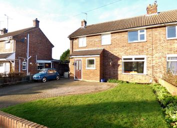 Thumbnail 3 bed semi-detached house to rent in Francis Gardens, Peterborough