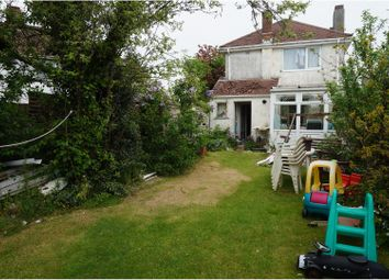 Thumbnail 3 bed detached house for sale in Saxonhurst Road, Bournemouth