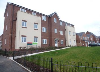 Thumbnail 2 bed flat for sale in Greenside Way, Walsall