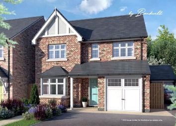 Thumbnail 4 bed detached house for sale in Woodside, Shipley Park Gardens, Marlpool, Derbyshire