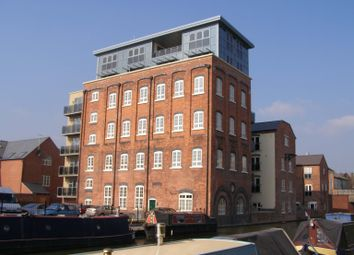 Thumbnail 2 bedroom flat to rent in Albion Mill, Diglis, Worcester