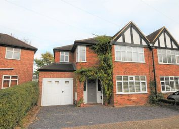 Thumbnail 4 bed detached house to rent in Wyndale Close, Henley-On-Thames