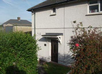 Thumbnail 2 bed property to rent in Lliedi Crescent, Llanelli
