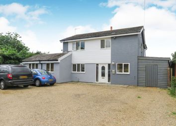 Thumbnail 4 bedroom detached house for sale in Heywood Road, Diss