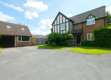 Thumbnail 5 bed detached house to rent in The Orchids, Chilton, Didcot
