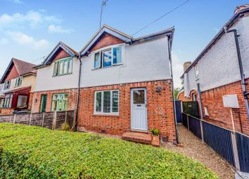 Thumbnail 3 bed semi-detached house for sale in Station Road, Guildford