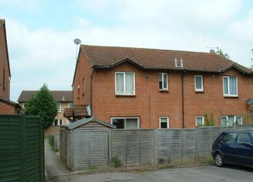Thumbnail 1 bed terraced house to rent in Monkswood Crescent, Tadley