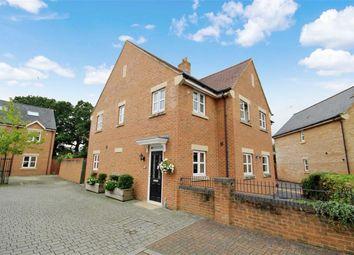 Thumbnail 3 bed semi-detached house for sale in Estella Close, Haydon End, Swindon