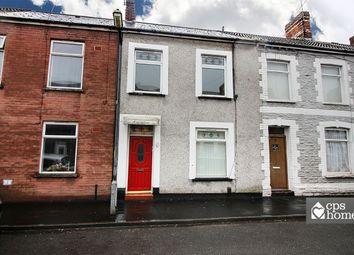 Thumbnail 3 bed terraced house for sale in Ordell Street, Splott, Cardiff
