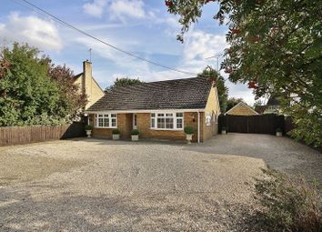 Thumbnail 4 bed detached bungalow for sale in Shipton Road, Milton-Under-Wychwood, Chipping Norton